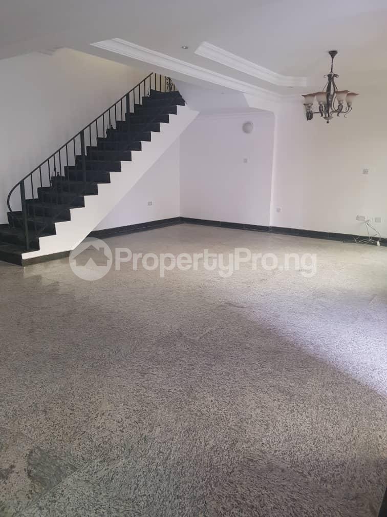 4 bedroom Terraced Duplex House for rent VI ONIRU Victoria Island Lagos - 9