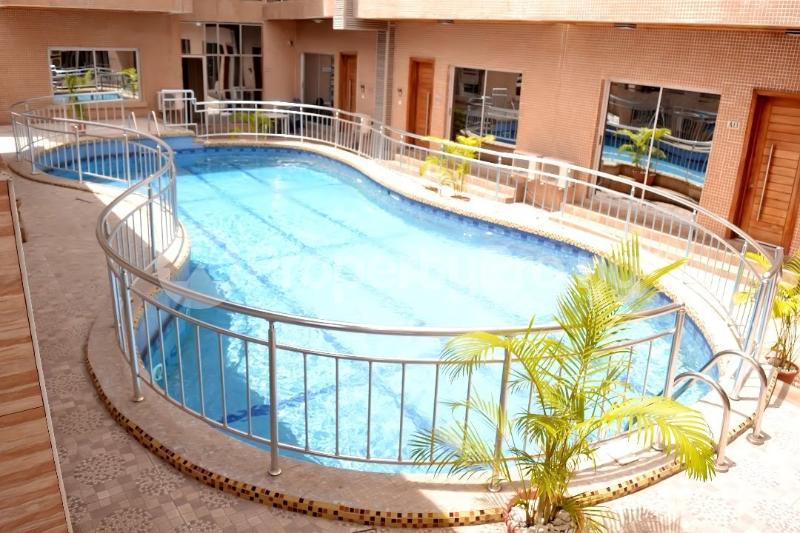 1 bedroom mini flat  Mini flat Flat / Apartment for shortlet Dideolu Estate. Ligali Ayorinde Victoria Island Lagos - 11