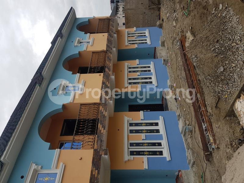 2 bedroom Terraced Duplex House for rent Stadium road close to Charlie's gym New GRA Port Harcourt Rivers - 5
