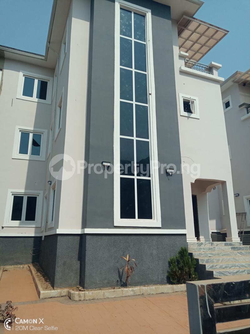 5 bedroom Semi Detached Duplex House for sale Galadimawa round about Galadinmawa Abuja - 2