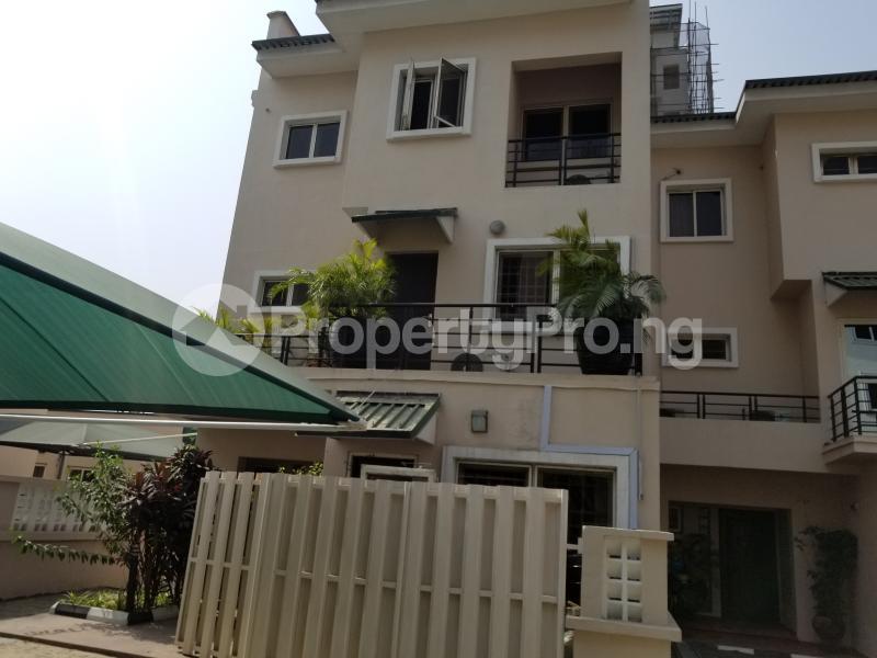 4 bedroom Terraced Duplex House for rent Banana Island Road Ikoyi Lagos - 0
