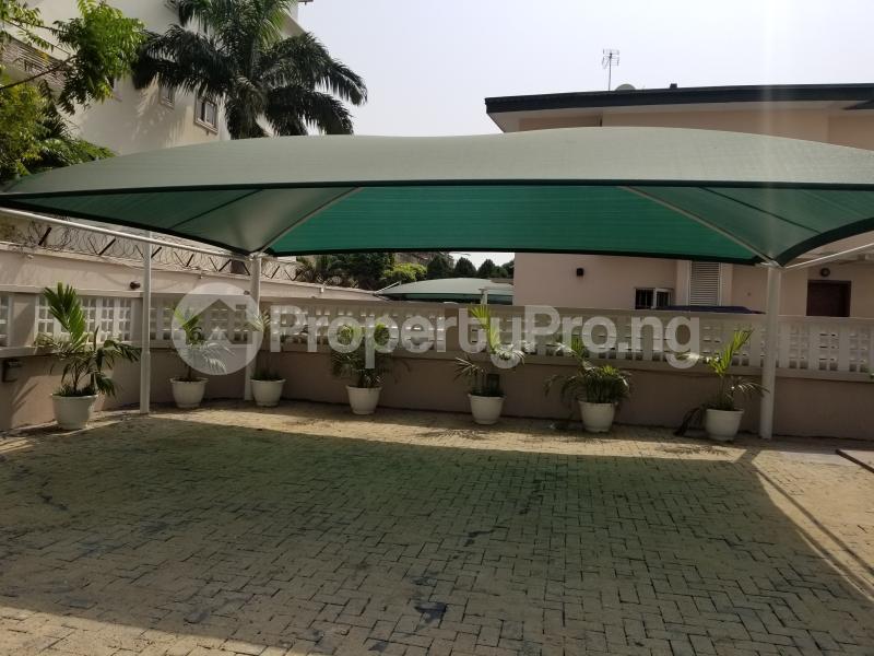 4 bedroom Terraced Duplex House for rent Banana Island Road Ikoyi Lagos - 12