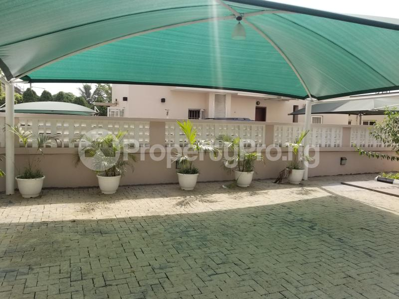 4 bedroom Terraced Duplex House for rent Banana Island Road Ikoyi Lagos - 11