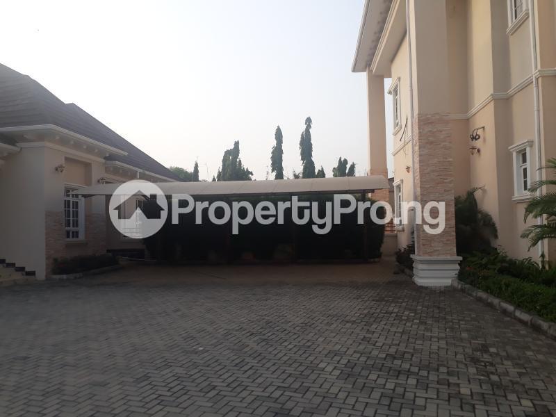 10 bedroom House for sale Maitama Abuja - 29