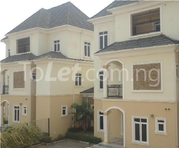 4 bedroom House for sale ASOKORO EXTENSION Asokoro Abuja - 1