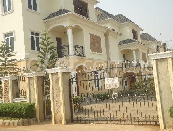 4 bedroom House for sale ASOKORO EXTENSION Asokoro Abuja - 0