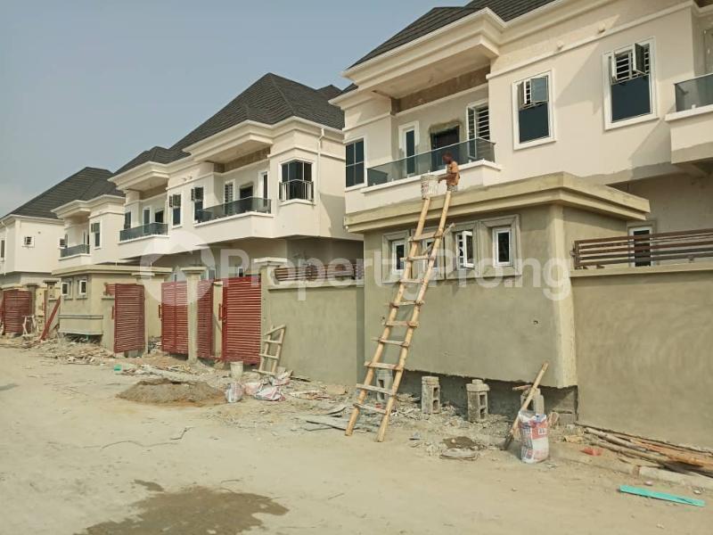 4 bedroom House for sale Chevron Alternative Drive, Lekki, Lagos State Lekki Lagos - 1