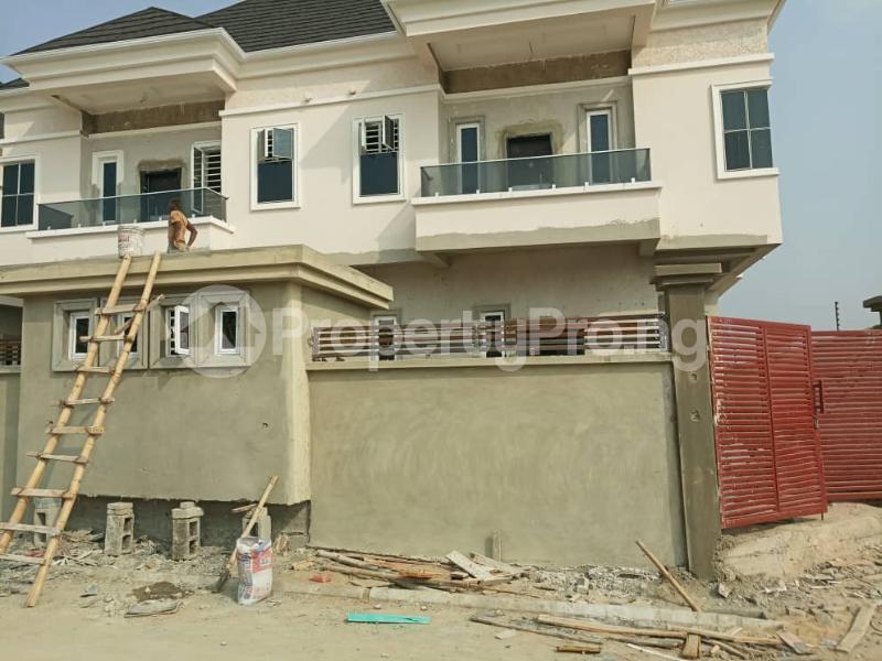 4 bedroom House for sale Chevron Alternative Drive, Lekki, Lagos State Lekki Lagos - 10