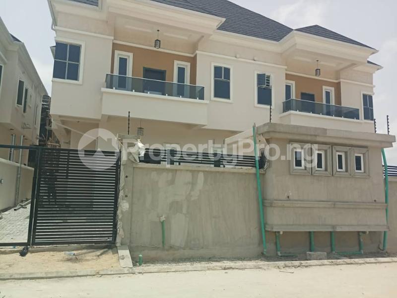 4 bedroom House for sale Chevron Alternative Drive chevron Lekki Lagos - 6