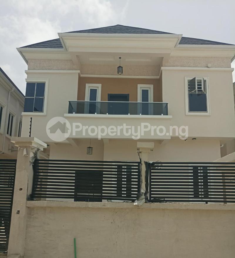 4 bedroom House for sale Chevron Alternative Drive chevron Lekki Lagos - 1