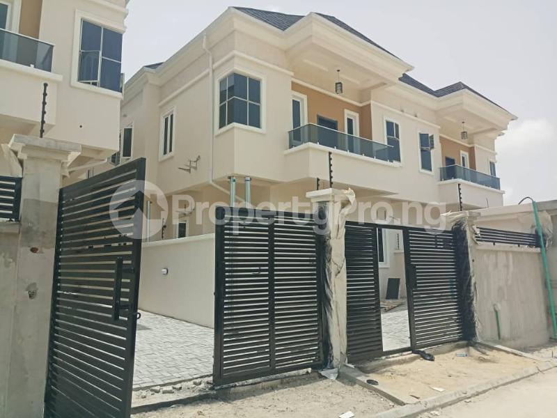 4 bedroom House for sale Chevron Alternative Drive chevron Lekki Lagos - 11
