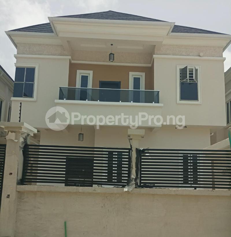 4 bedroom House for sale Chevron Alternative Drive chevron Lekki Lagos - 2