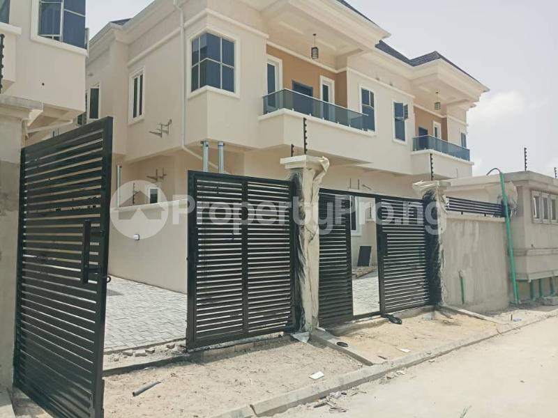 4 bedroom House for sale Chevron Alternative Drive chevron Lekki Lagos - 9