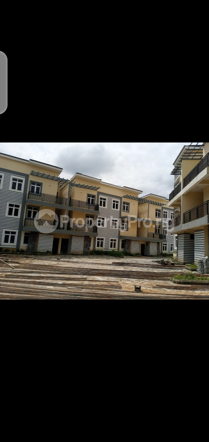 4 bedroom Terraced Duplex House for sale Katampe Extension Diplomatic zone Katampe Ext Abuja - 1