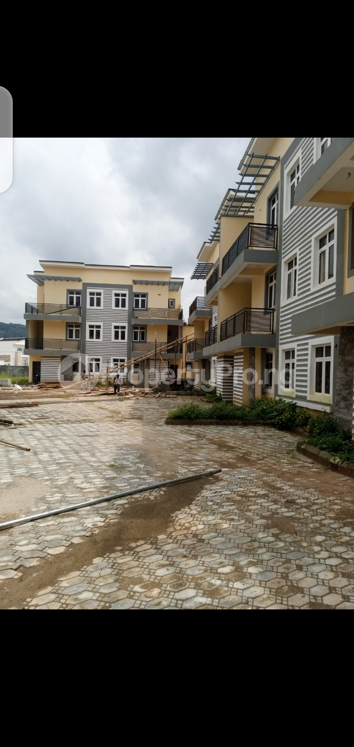 4 bedroom Terraced Duplex House for sale Katampe Extension Diplomatic zone Katampe Ext Abuja - 0