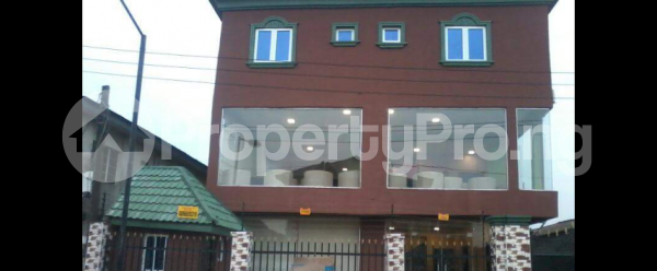 8 bedroom Hotel/Guest House Commercial Property for rent  Dopemu Road,  Dopemu Agege Lagos - 0