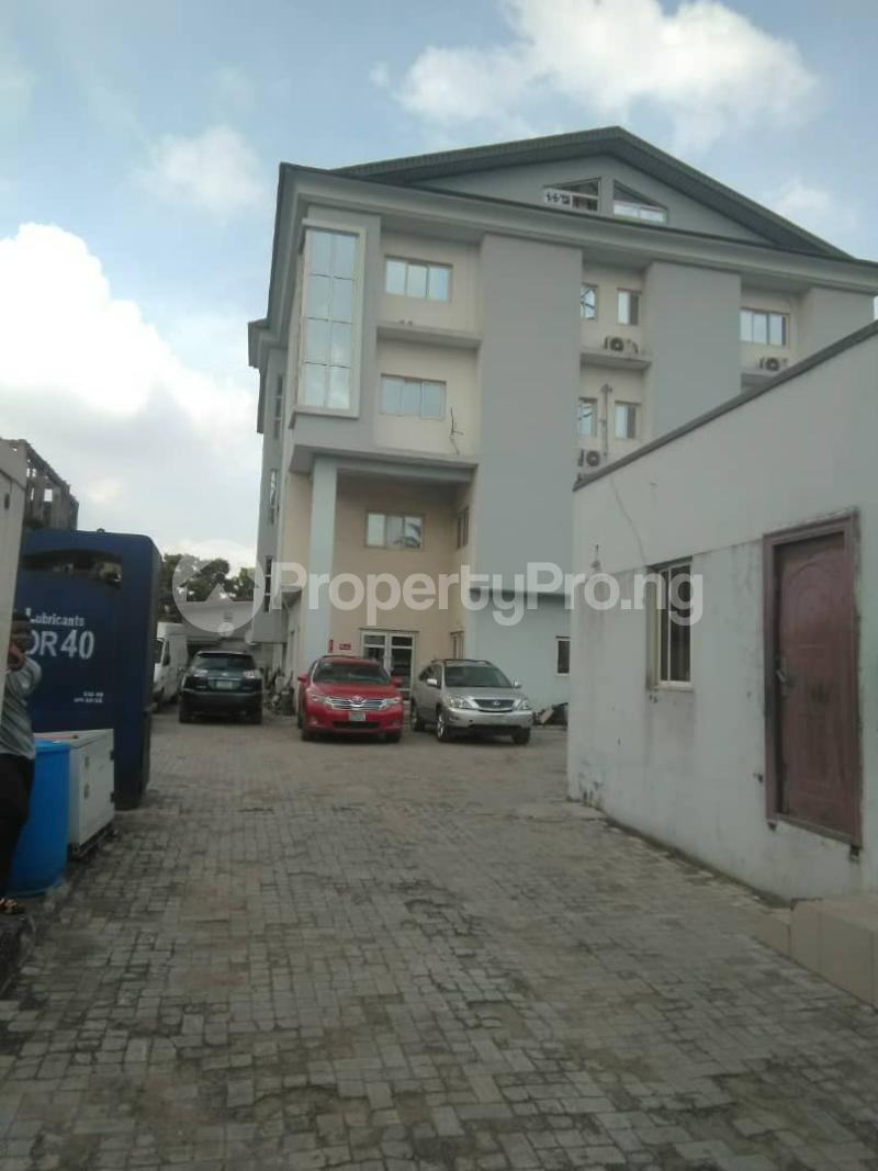 Office Space Commercial Property for rent Off Association Avenue,  Ikorodu road(Ilupeju) Ilupeju Lagos - 0