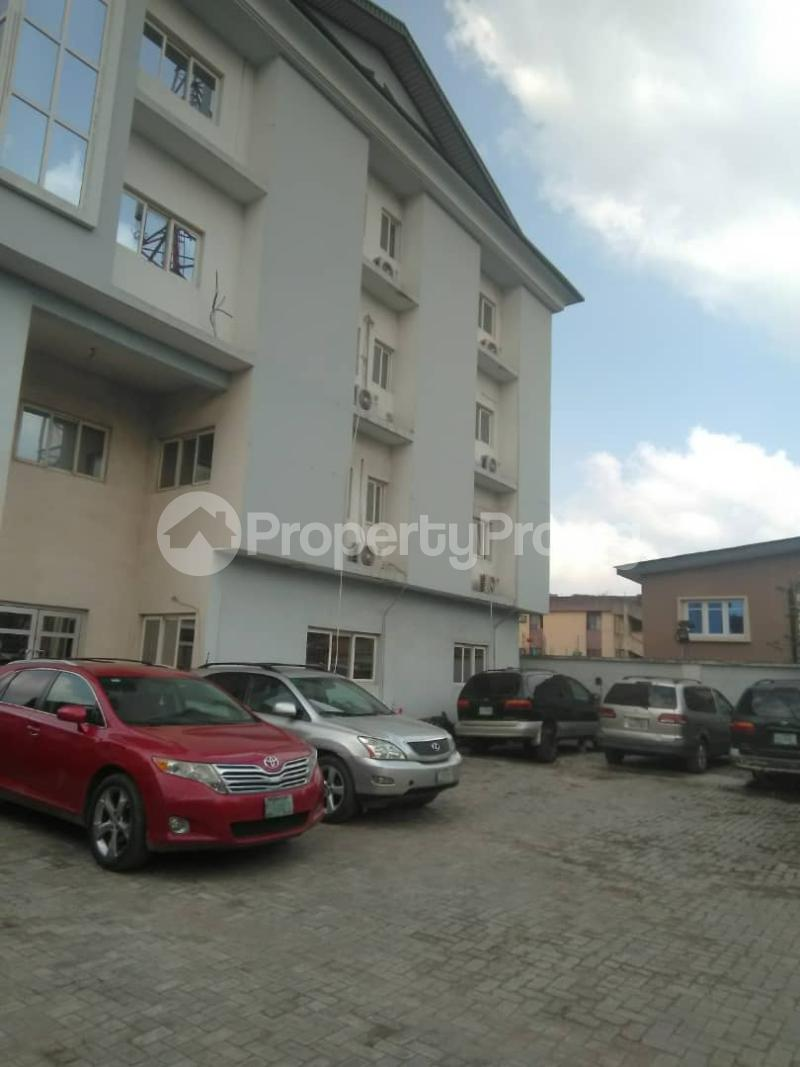 Office Space Commercial Property for rent Off Association Avenue,  Ikorodu road(Ilupeju) Ilupeju Lagos - 1
