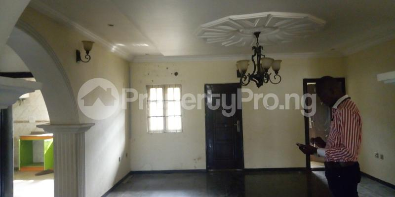 3 bedroom Flat / Apartment for rent private estate Adeniyi Jones Ikeja Lagos - 7
