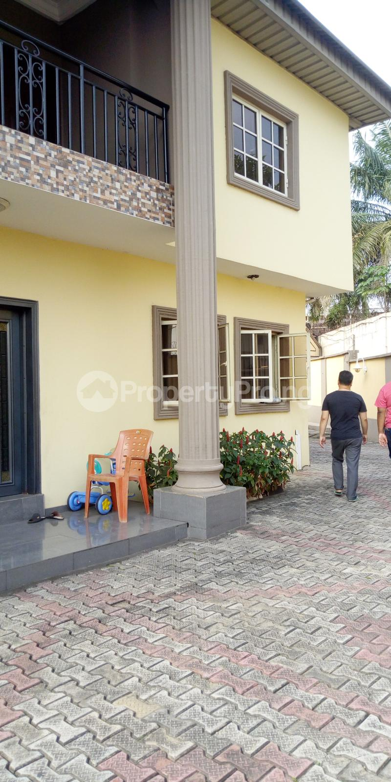 3 bedroom Flat / Apartment for rent private estate Adeniyi Jones Ikeja Lagos - 8