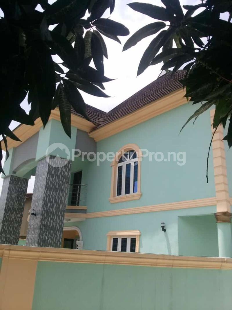 4 bedroom Detached Duplex House for sale private Estate at Oko oba, Abule egba. Abule Egba Abule Egba Lagos - 4