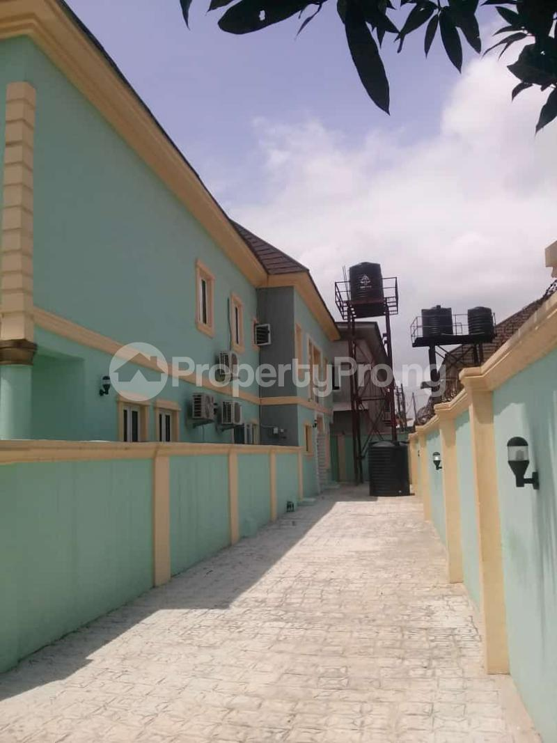 4 bedroom Detached Duplex House for sale private Estate at Oko oba, Abule egba. Abule Egba Abule Egba Lagos - 5