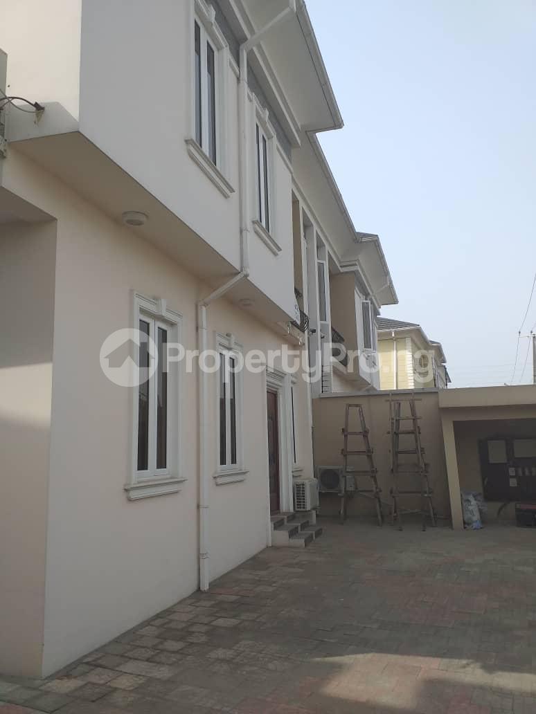 4 bedroom Detached Duplex House for rent Magodo phase 2 Magodo GRA Phase 2 Kosofe/Ikosi Lagos - 0