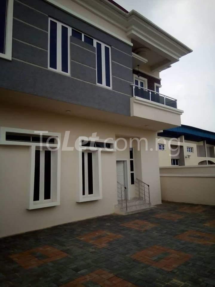 4 bedroom House for sale chevron chevron Lekki Lagos - 0