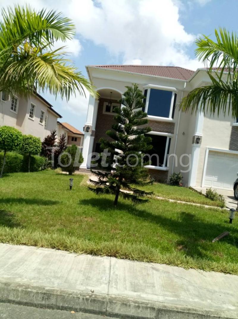 5 bedroom House for sale Nicon Town  Lekki Phase 1 Lekki Lagos - 3