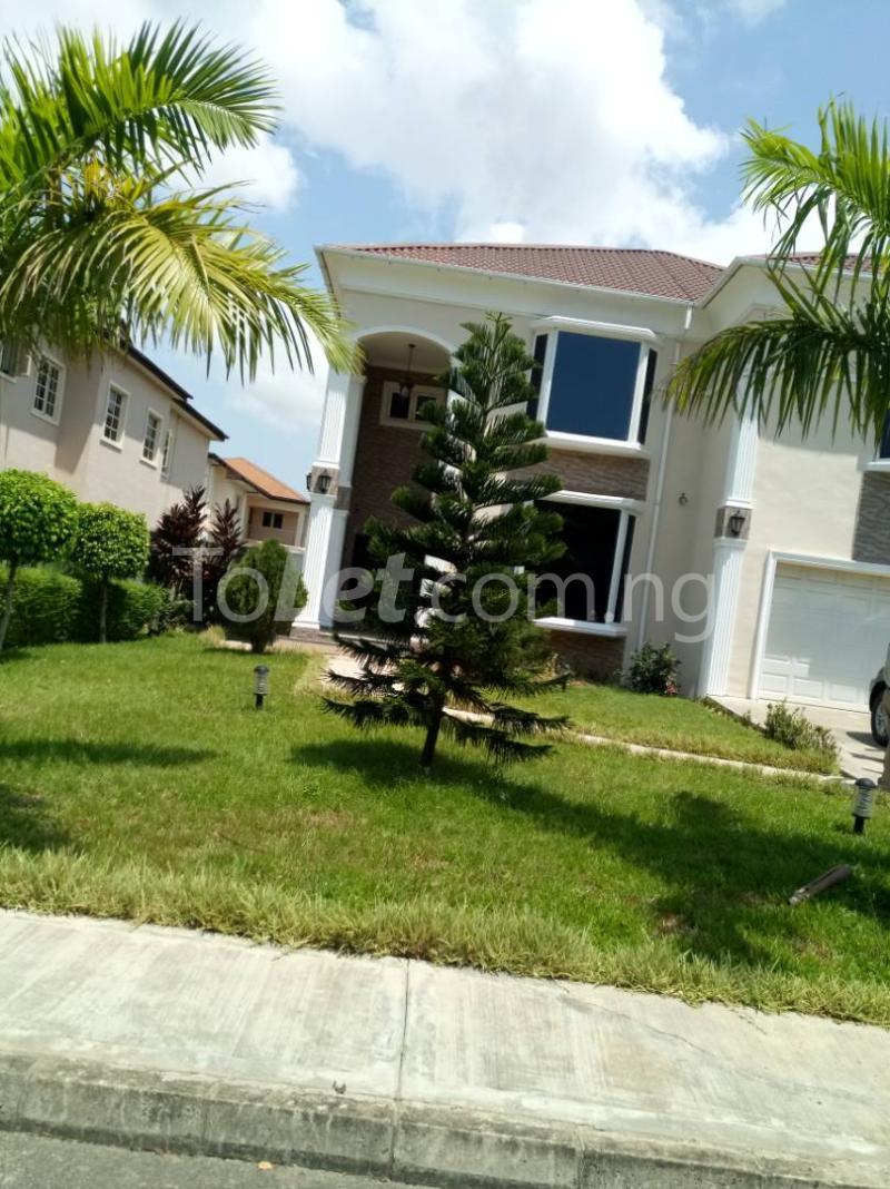 5 bedroom House for sale Nicon Town  Lekki Phase 1 Lekki Lagos - 2