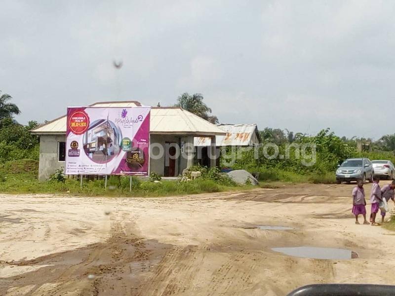 Residential Land Land for sale Shiriwon Town, Opposite Dangote Private Jetty Free Trade Zone Ibeju-Lekki Lagos - 1