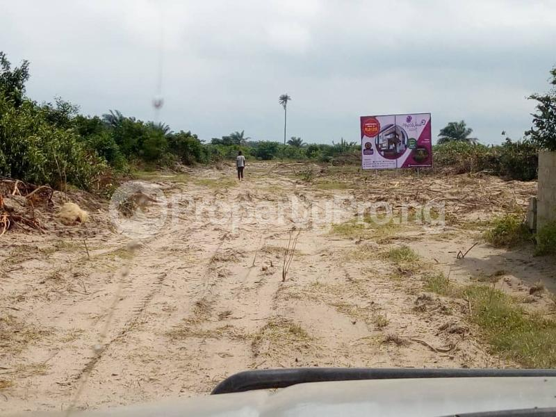Residential Land Land for sale Shiriwon Town, Opposite Dangote Private Jetty Free Trade Zone Ibeju-Lekki Lagos - 5