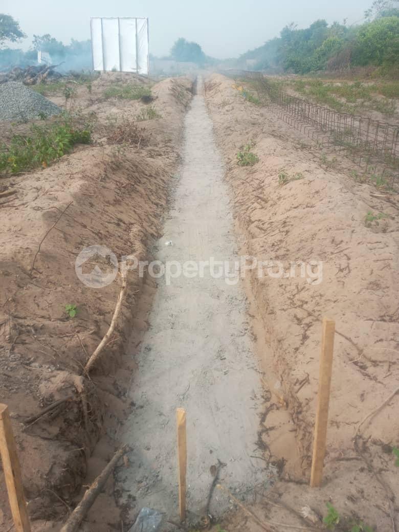 Residential Land Land for sale Shiriwon Town, Opposite Dangote Private Jetty Free Trade Zone Ibeju-Lekki Lagos - 4