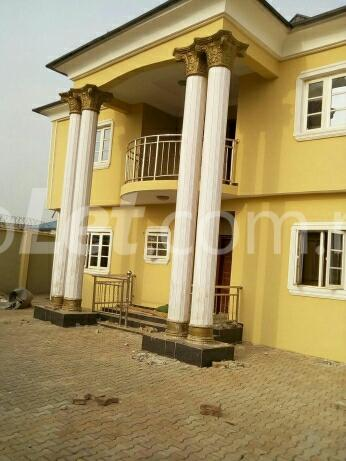 5 bedroom House for rent Ajao Estate. Lagos Mainland Ajao Estate Isolo Lagos - 0