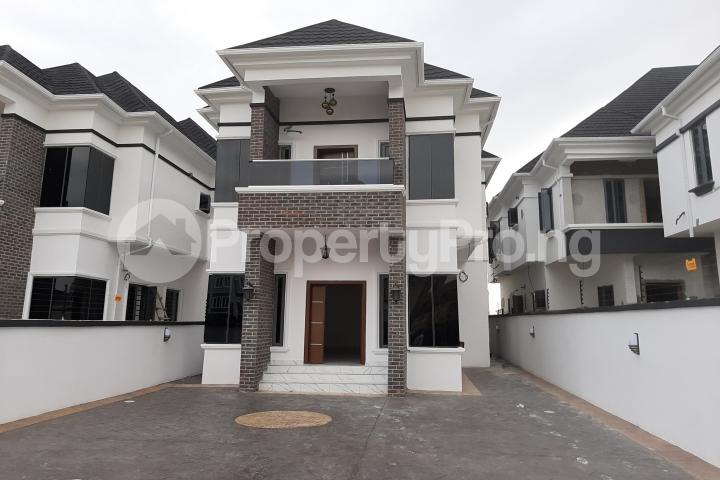 5 bedroom Detached Duplex House for sale Oral Estate Lekki Lagos - 1