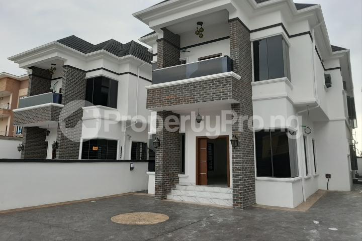5 bedroom Detached Duplex House for sale Oral Estate Lekki Lagos - 2