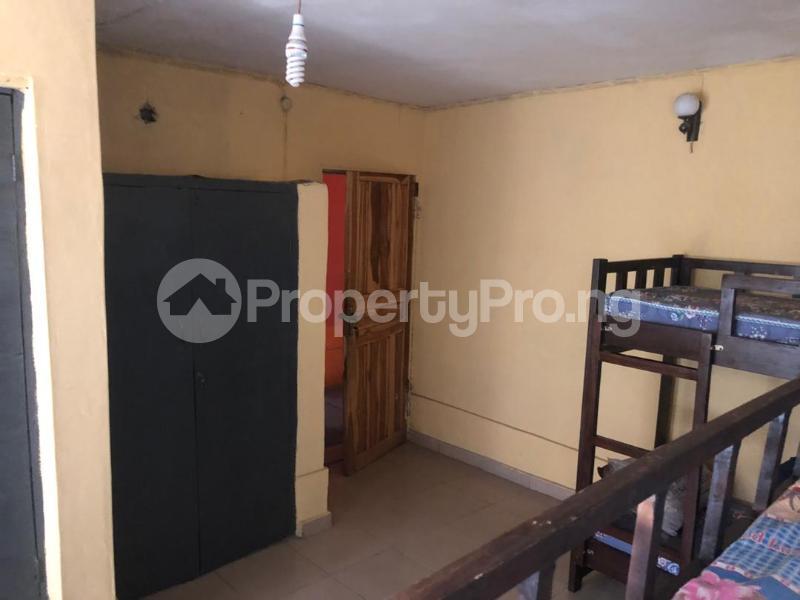 1 bedroom mini flat  Hotel/Guest House Commercial Property for rent Pako chemist  Akoka Yaba Lagos - 5