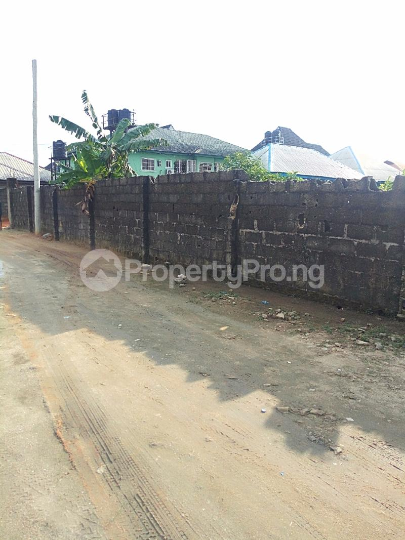 Residential Land Land for sale Elioparanwo Port Harcourt Rivers - 0