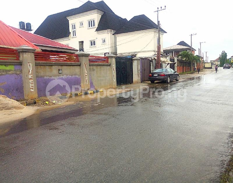 Residential Land Land for sale Royal Avenue Estate Peter Odili Port Harcourt Rivers - 1