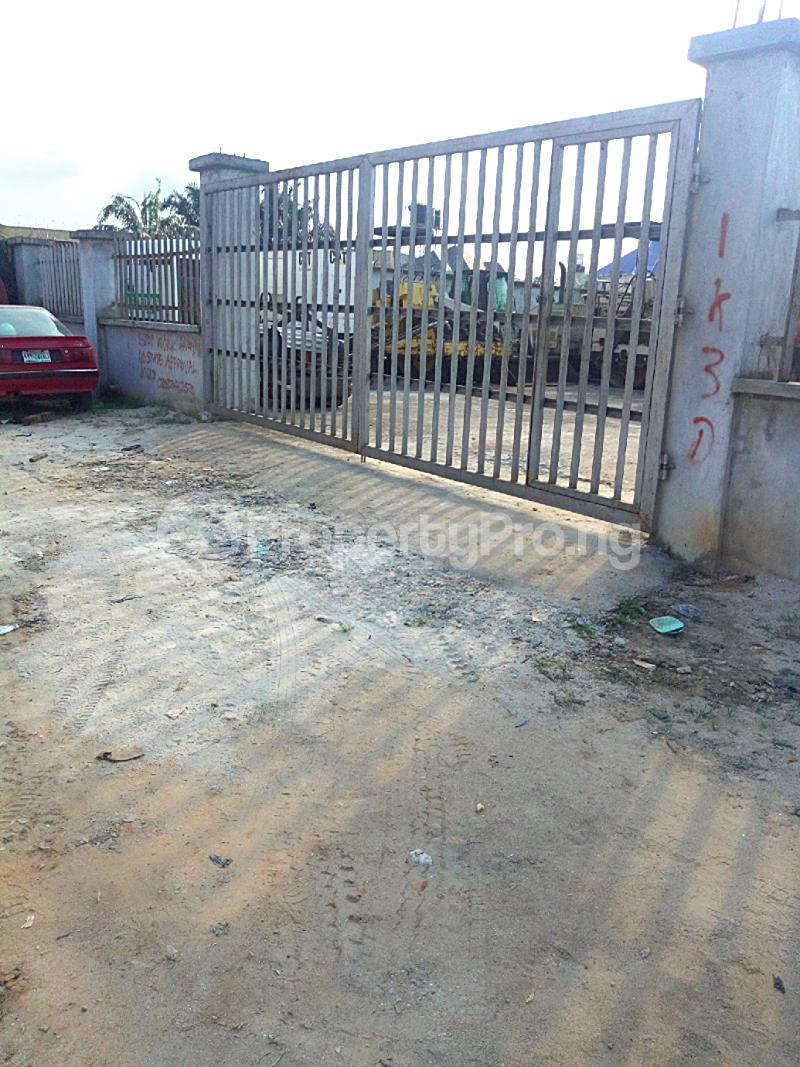 Commercial Land Land for sale Rupkpokwu Port Harcourt Rivers - 9