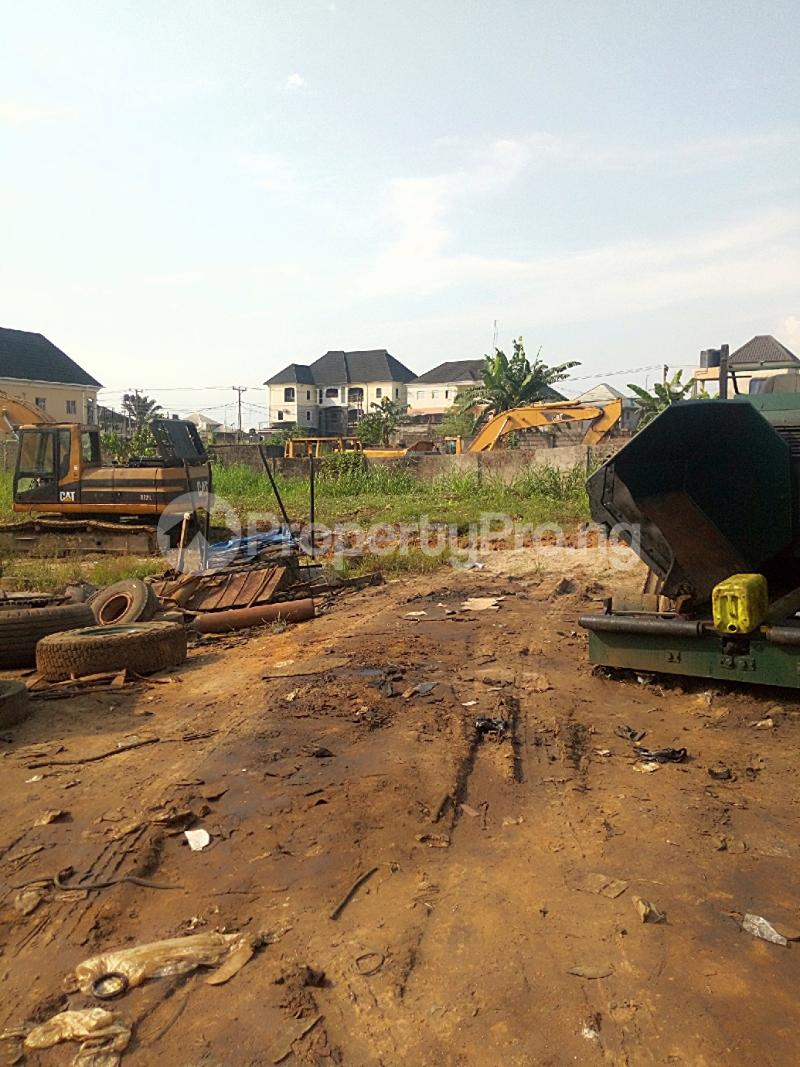 Commercial Land Land for sale Rupkpokwu Port Harcourt Rivers - 2