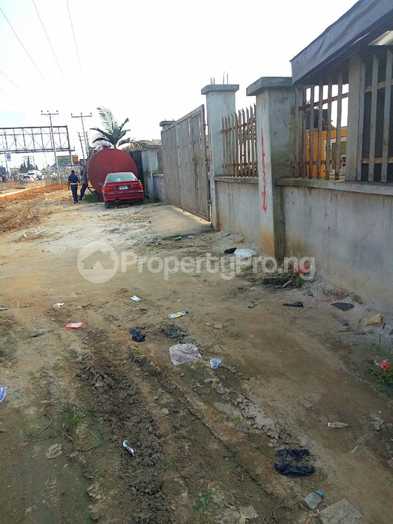 Commercial Land Land for sale Rupkpokwu Port Harcourt Rivers - 5