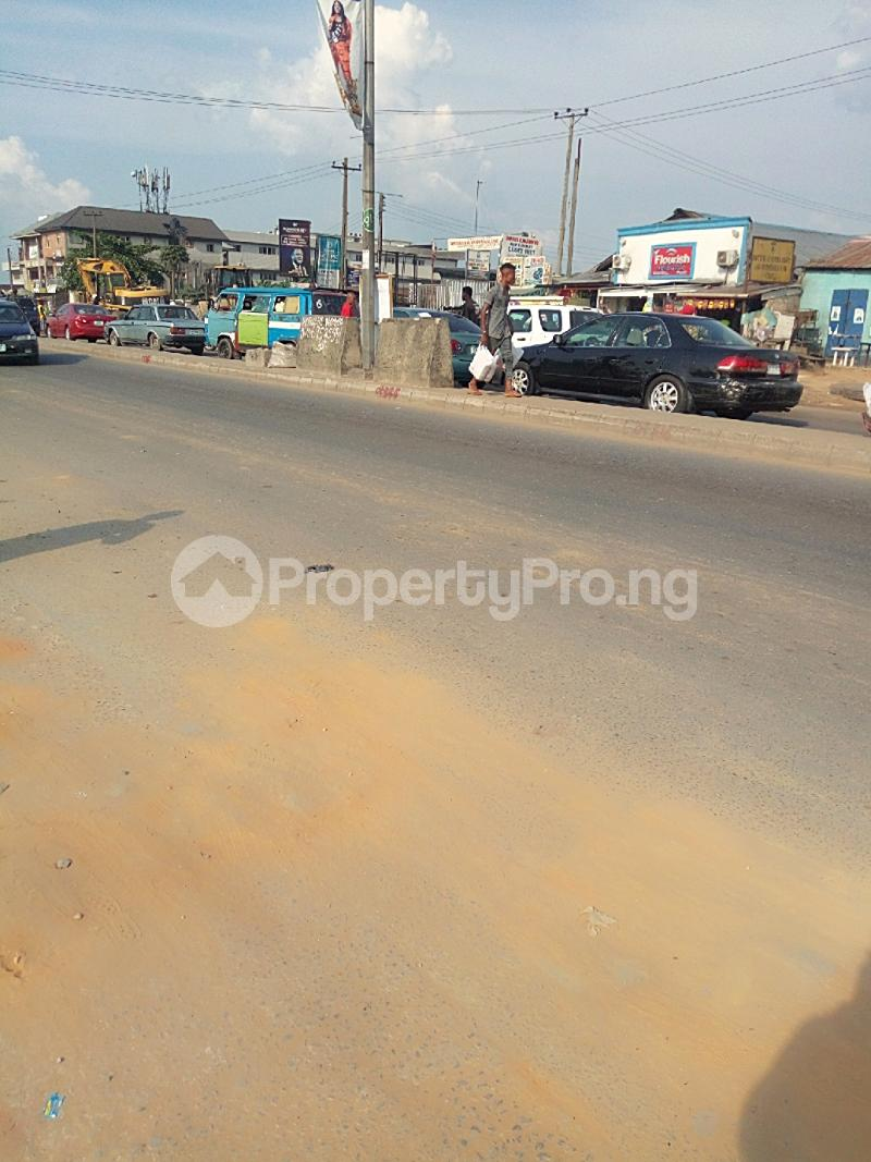 Commercial Land Land for sale Rupkpokwu Port Harcourt Rivers - 1