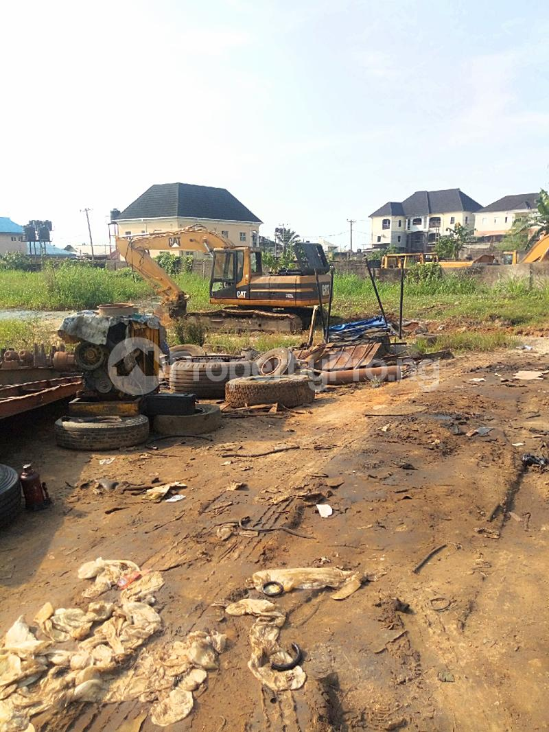 Commercial Land Land for sale Rupkpokwu Port Harcourt Rivers - 3