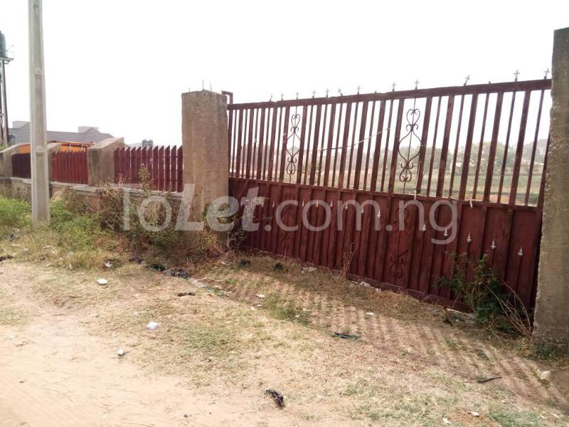 Land for sale By Alibet building near Amala Joint by Capital Hub Off Ahmadu Bello way Mabushi Abuja - 1