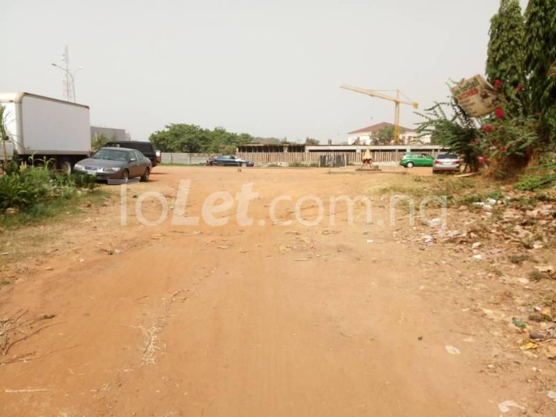 Land for sale By Alibet building near Amala Joint by Capital Hub Off Ahmadu Bello way Mabushi Abuja - 10