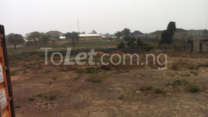 Land for sale By Alibet building near Amala Joint by Capital Hub Off Ahmadu Bello way Mabushi Abuja - 2