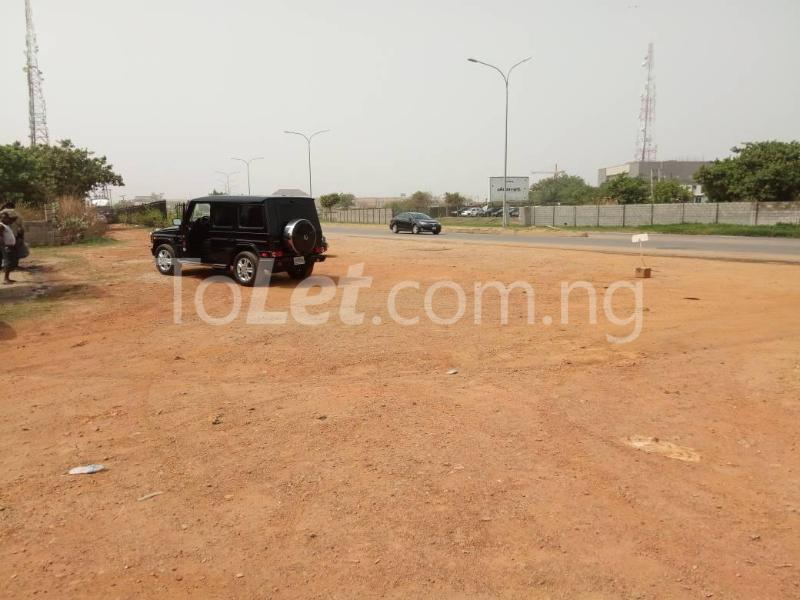 Land for sale By Alibet building near Amala Joint by Capital Hub Off Ahmadu Bello way Mabushi Abuja - 4
