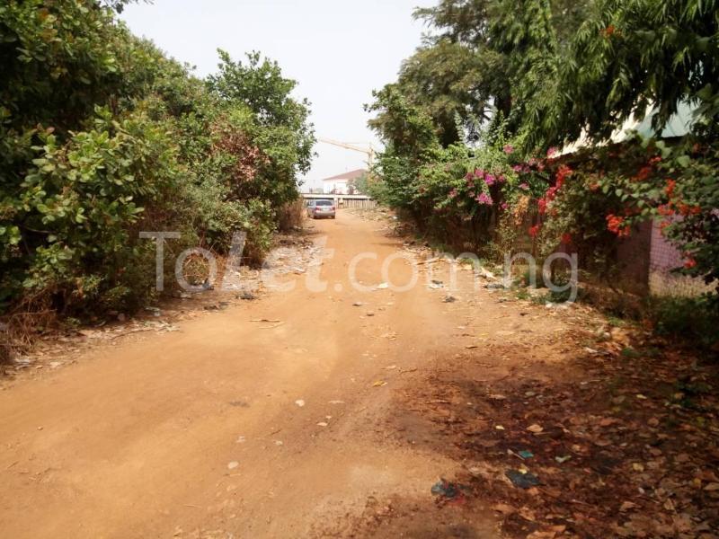 Land for sale By Alibet building near Amala Joint by Capital Hub Off Ahmadu Bello way Mabushi Abuja - 5