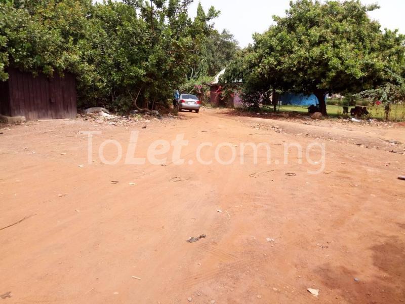 Land for sale By Alibet building near Amala Joint by Capital Hub Off Ahmadu Bello way Mabushi Abuja - 6